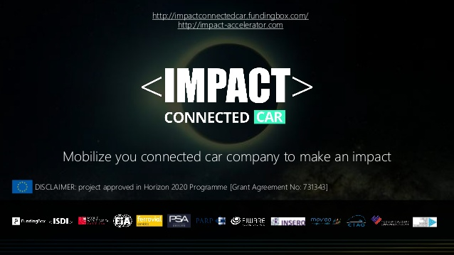 Impact Connected Car An Unique Ecosystem With 21million Equity